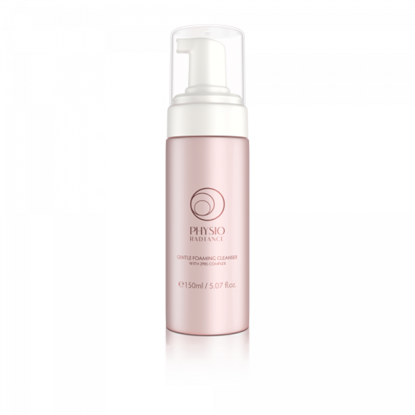 Physio Radiance Gentle Foaming Cleanser